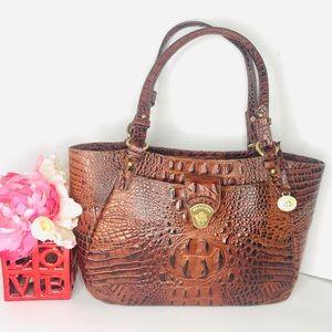 Brahmín shoulder leather bag
